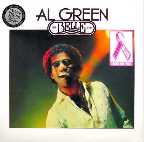 Al Green - The Belle Album on LTD PINK vinyl