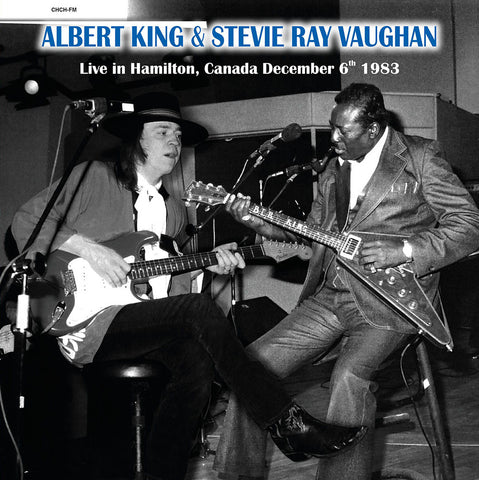 Albert King & Stevie Ray Vaughan -  Live in Canada 1983 - 180g