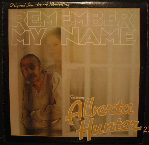 Alberta Hunter - Remember My Name Soundtrack
