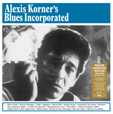 Alexis Korner's Blues Incorporated - import 180g LP w/ gatafold jacket