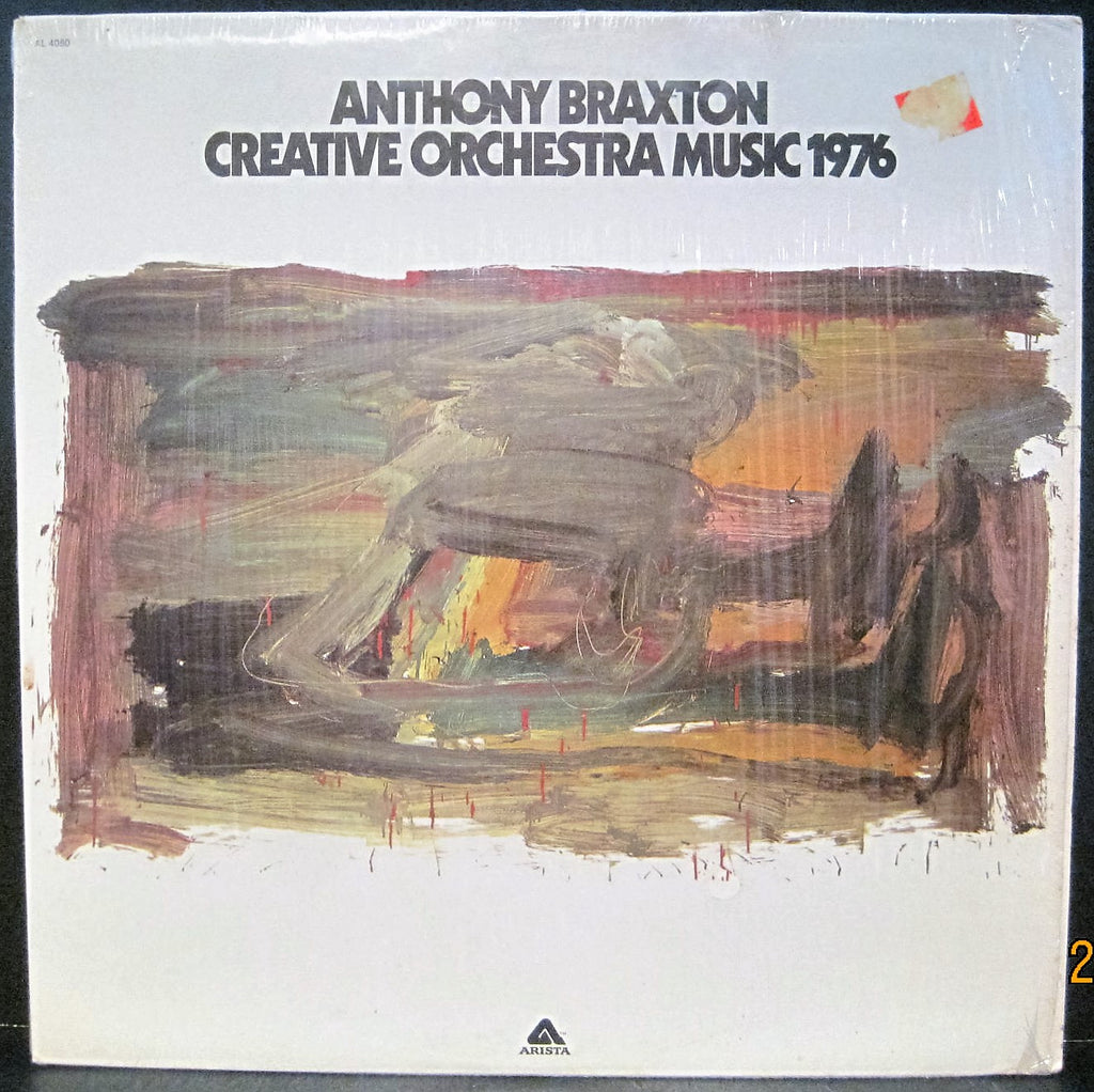 Anthony Braxton - Creative Orchestra Music 1976