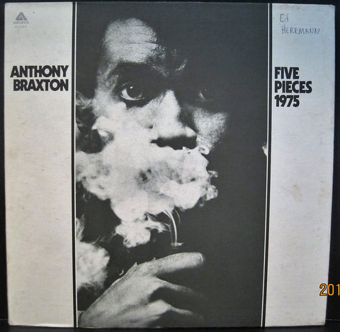 Anthony Braxton - Five Pieces 1975