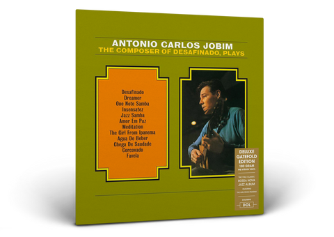 Antonio Carlos Jobim - The Composer Plays - import 180g w/ gatefold