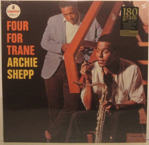 Archie Shepp - Four for Trane (180g)