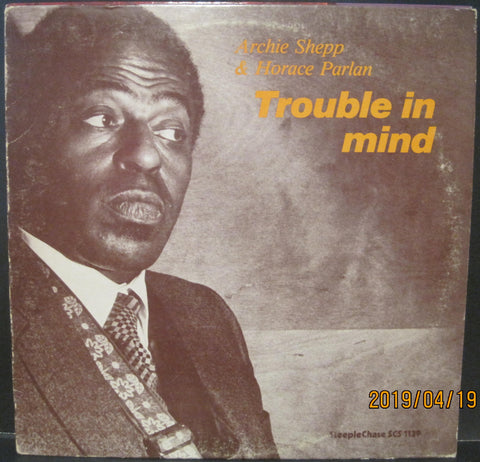 Archie Shepp & Horace Parlan - Trouble in Mind