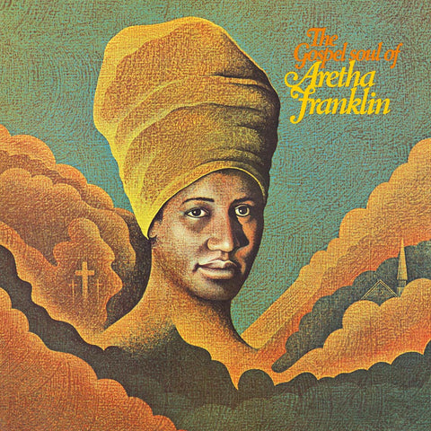 Aretha Frankllin - The Gospel Soul of - import 180g LP early sides