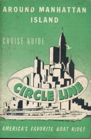 Circle Line - Around Manhattan Island