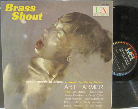 Art Farmer Tentet - Brass Shout
