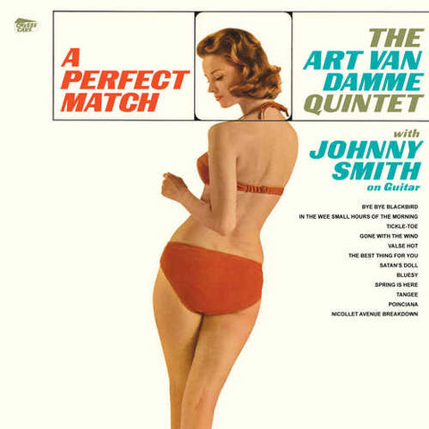 Art Van Damme - A Perfect Match w/ Johnny Smith - 180g w/ MP3 download
