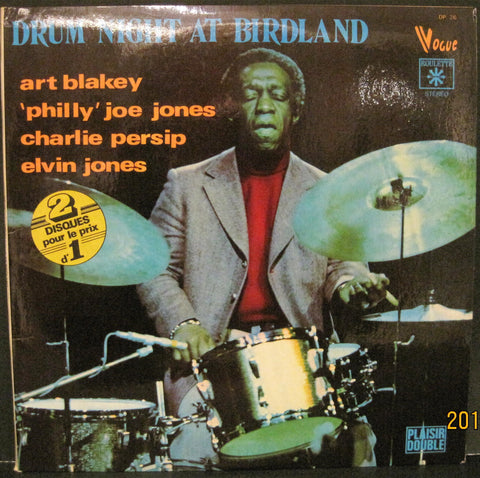 Art Blakey - Drum Night At Birdland