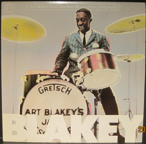 Art Blakey and The Jazz Messengers - Originally