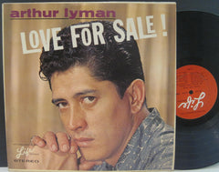 Arthur Lyman - Love For Sale!