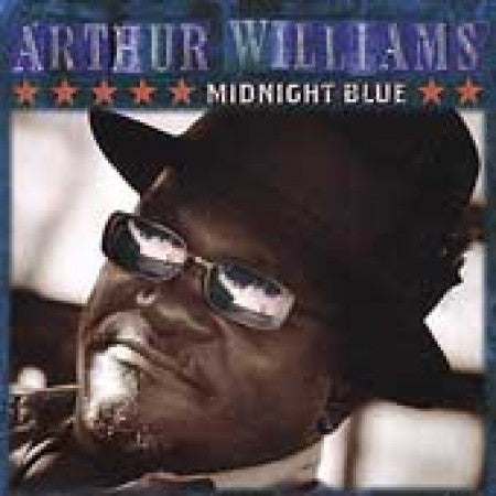 Arthur Williams - Midnight Blue