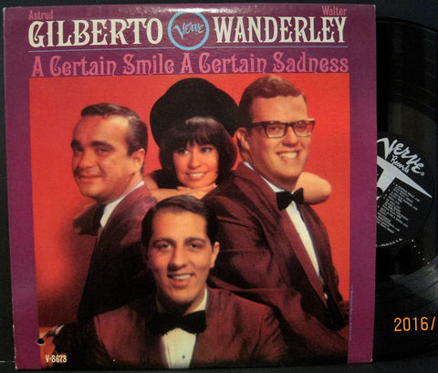 Astrud Gilberto and Walter Wanderley - A Certain Smile A Certain Sadness