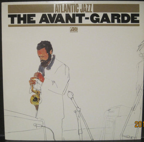 Various Artists - Atlantic Jazz The Avant-Garde