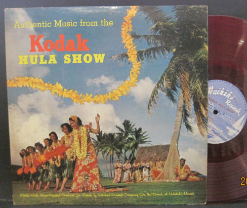 Authentic Music from The KODAK Show in Waikiki 1956