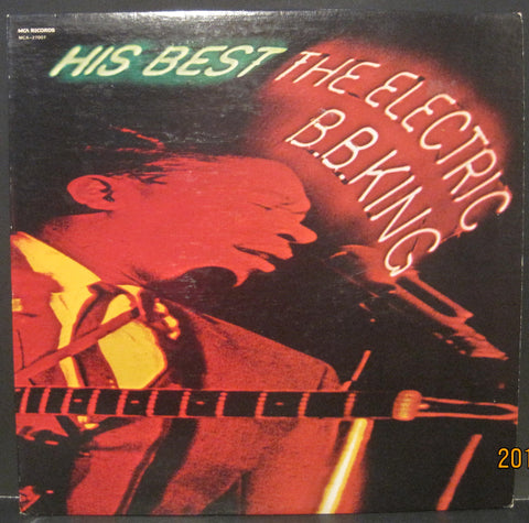 B.B. King - His Best The Electric B.B. King