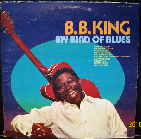 B.B. King - My Kind of Blues