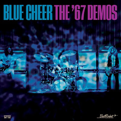Blue Cheer - The '67 Demos - Limited Colored Vinyl!