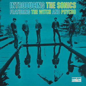 Sonics - Introducing The Sonics - on limited edition colored vinyl
