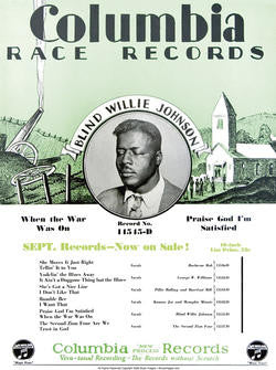 Blind Willie Johnson - Columbia Race Records