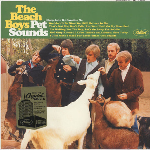 Beach Boys - Pet Sounds - 180g MONO