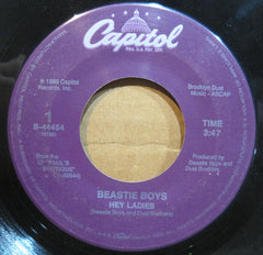 Beastie Boys - Hey Ladies b/w Shake Your Rump