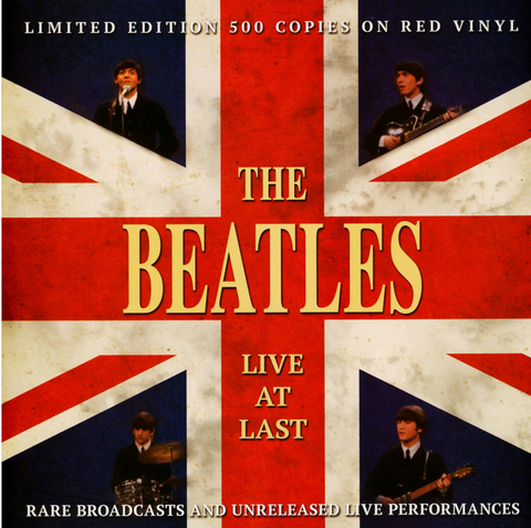 Beatles - Live at Last - Colored vinyl