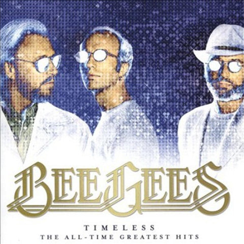 Bee Gees - Timeless 2 LP best of - 21 tracks