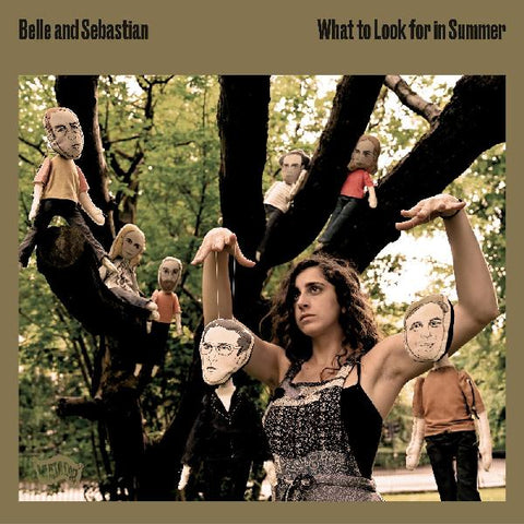 Belle and Sebastian - What To Look For In Summer 2 LP Live set