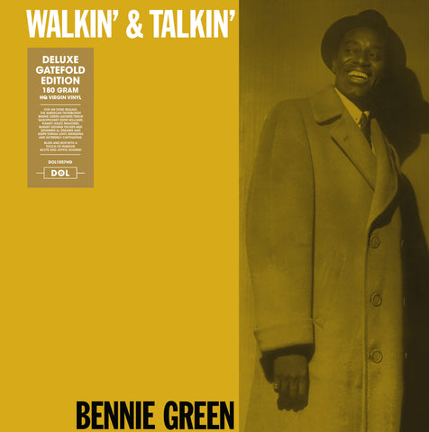 Bennie Green - Walkin' & Talkin' - Import 180g LP w/ gatefold