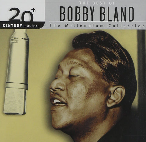 Bobby Bland - The Best Of / Millennium Collection SEALED
