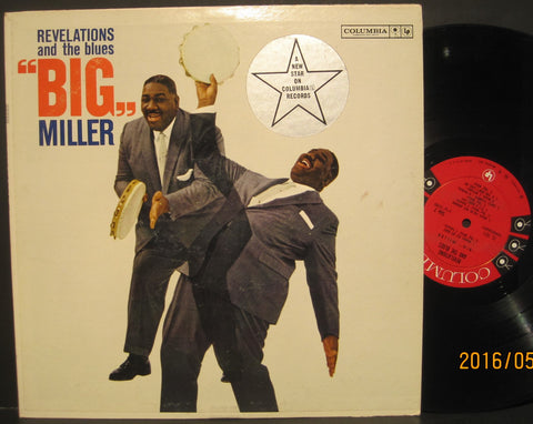 BIG MILLER - Revelations and The Blues