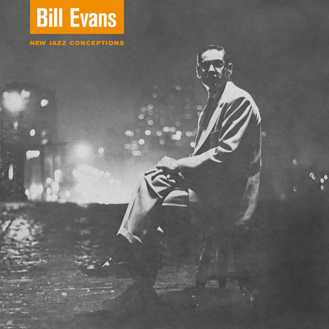 Bill Evans - New Jazz Conceptions - import LP
