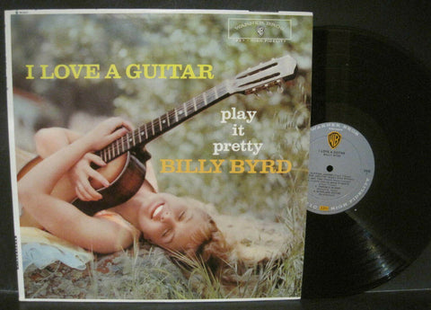Jerry Byrd - I Love A Guitar