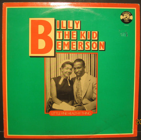 Billy The Kid Emerson - Little Fine Healthy Thing