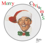 Bing Crosby - Merry Christmas - classic LP on Limited Ed PICTURE DISC import