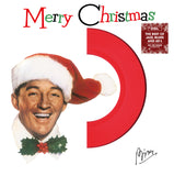 Bing Crosby - Merry Christmas - classic LP on Limited Ed RED vinyl import