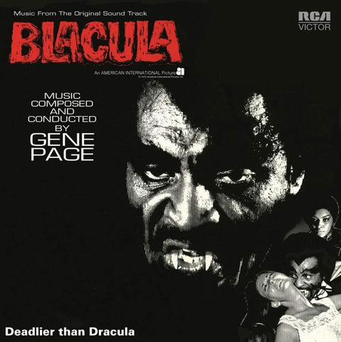 Blacula - Soundtrack by Gene Page
