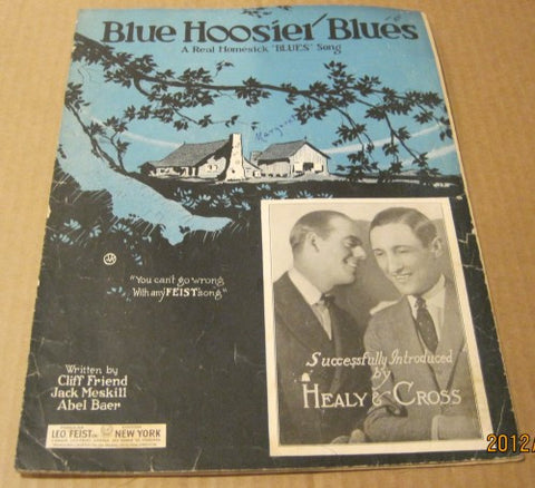 Blue Hoosier Blues