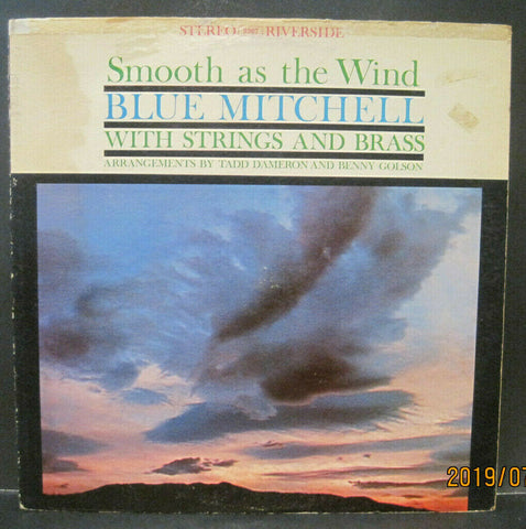 Blue Mitchell - Smooth As The Wind