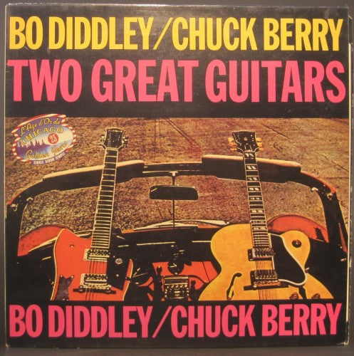 Bo Diddley & Chuck Berry - Two Great Guitars