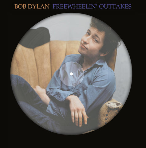 Bob Dylan - Freewheelin' Outtakes Import 180g LP - Picture Disc