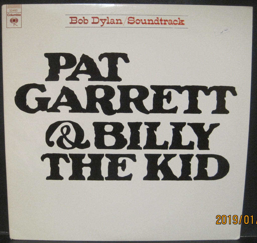 Bob Dylan - Pat Garrett & Billy The Kid Soundtrack