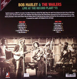Bob Marley & The Wailers - at the Record Plant '73 - import 180g