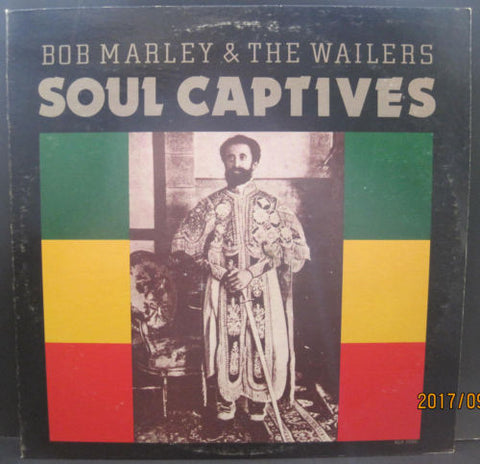 Bob Marley & The Wailers - Soul Captive