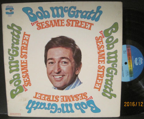Bob McGrath from Sesame Street