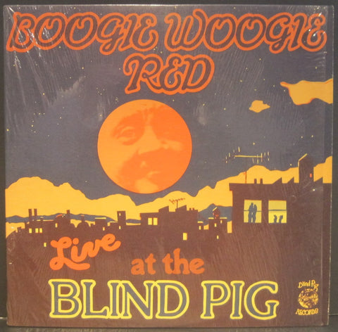 Boogie Woogie Red Live at The Blind Pig