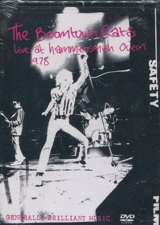The Boomtown Rats - Live at The Hammersmith Odeon 1978