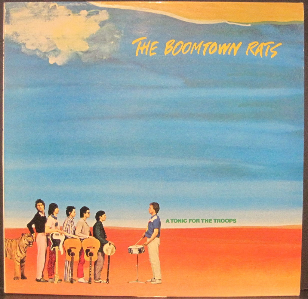 "Boomtown Rats ""A Tonic for The Troops"""